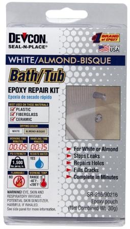 Bathtub Epoxy Repair Kit 28 Images Devcon Epoxy