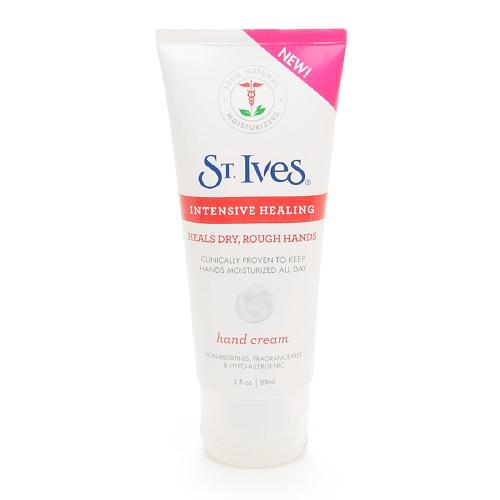 St. ives intensive healing